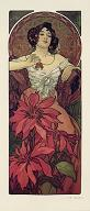 Pohled A. Mucha - Ruby